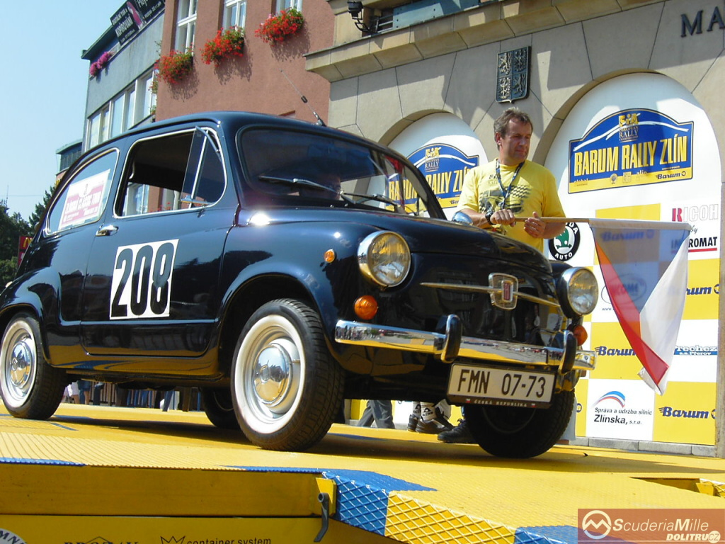 Barum Rally Zlín 2005